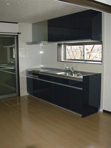 新築 システムキッチン