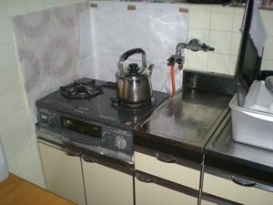 ビフォーアフター キッチンリフォーム