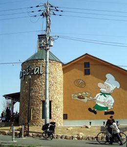 石窯パン工房「キャパトル八幡店」