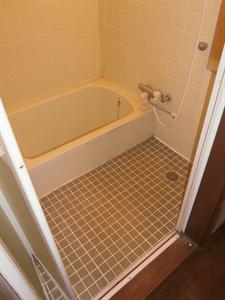 ビフォーアフター 浴室改修工事