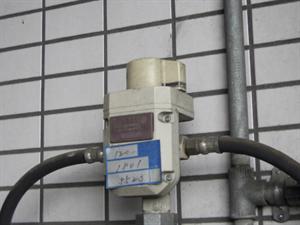 ガス調整器と高圧ホース取替