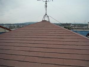 屋根改修・外壁塗装工事