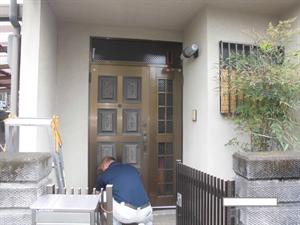 玄関ドア 採風タイプ