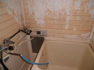 ビフォーアフター 浴室リフォーム工事