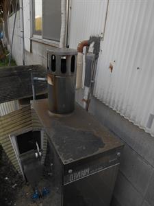 石油給湯器からガス給湯器へ取替