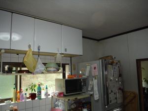 キッチンリフォーム工事