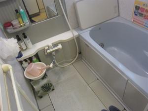 浴室リフォーム・ガス給湯器取替工事