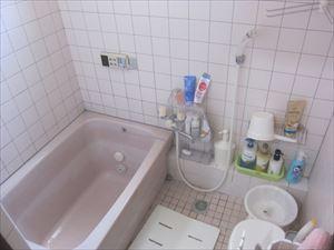 浴室リフォーム工事 システムバス