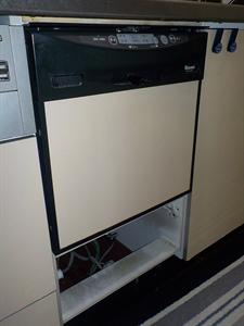 食洗機取替工事