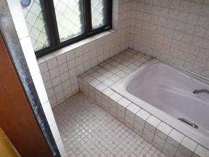 ビフォーアフター 浴室リフォーム
