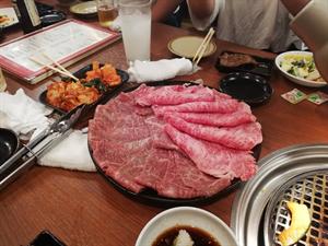 食事会 (*^_^*)/