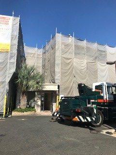 ルーエ辻久 防水/外壁塗装工事