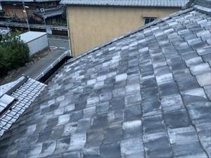 屋根瓦葺替工事