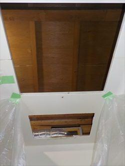浴室暖房乾燥機新規取付工事
