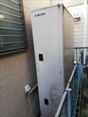 電気給湯器からガス給湯器へ取替