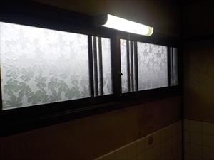 窓サッシ取替工事